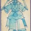 3. Mandarino cinese, 1917-1947 ca.