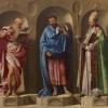Benedetto Diana, San Marco tra i Santi Girolamo e Lodovico da Tolosa