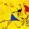 Jackson Pollock,Sun-Scape (1946)