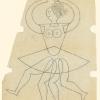 46. Dinamismo di gambe di ballerina newyorkese, 1929 ca.