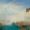J.W.Turner, Venezia, la Piazzetta con il doge che celebra la cerimonia dello sposalizio del mare, 1835 ca.
