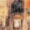 J.W.Turner, The Porta della Carta, Doge's Palace, 1840 ca.
