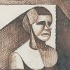 1. Busto di donna, 1914 ca.