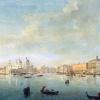 Gaspare Vanvitelli,  Venezia, Veduta del Bacino di San Marco verso il Canal Grande