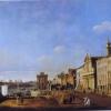 Bernardo Bellotto, Il porto di via Ripetta