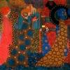 """Vittorio Zecchin, Ciclo decorativo """"Le mille e una notte"""", 1914, particolare"""