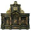 Atelier bavarese (?) Stipo architettonico