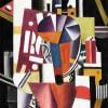 Fernand Léger Typographer (Final State), 1919 - Philadelphia Museum of Art© Fernand Léger by SIAE 2014