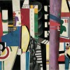 Fernand Léger, La Ville, 1919 - olio su tela / A.E. Gallatin Collection, 1952 © Fernand Léger by SIAE 2014