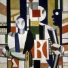 Fernand Léger Men in the City, 1919 - Collezione Peggy Guggenheim, Venezia (Solomon R. Guggenheim Foundation, NY) © Fernand Léger by SIAE 2014