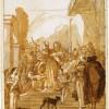 Giandomenico Tiepolo La Presentazione al Tempio 1785-1795