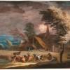 Marco Ricci Paesaggio tempestoso ca. 1725