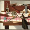 Herbert Ploberger (1902-1977) Tavolo da toletta/Dressing table, 1926 Olio su tela/oil on canvas, 48x60,5 cm © Herbert Ploberger, by SIAE 2015